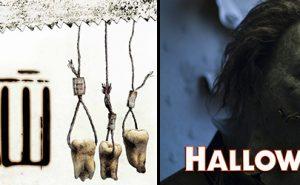 Saw y Halloween, terror en estado puro