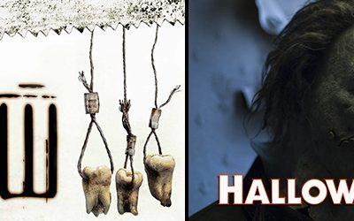 Ediciones Especiales de Saw 3 y Halloween 2 y 3