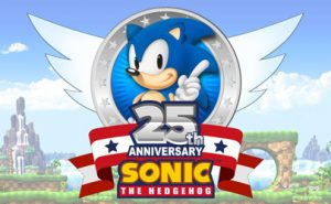 Sonic 25th Aniversario Artbook