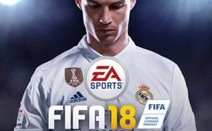 Cristiano Ronaldo, imagen del nuevo FIFA 18
