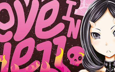 Reseña del manga Love in Hell #1 de Fandogamia Editorial